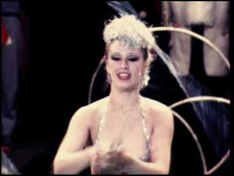 Швеция. Гастроли советского цирка 1.08.1987