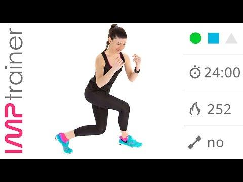 Formazioni efficaci di perdita di peso in gambe