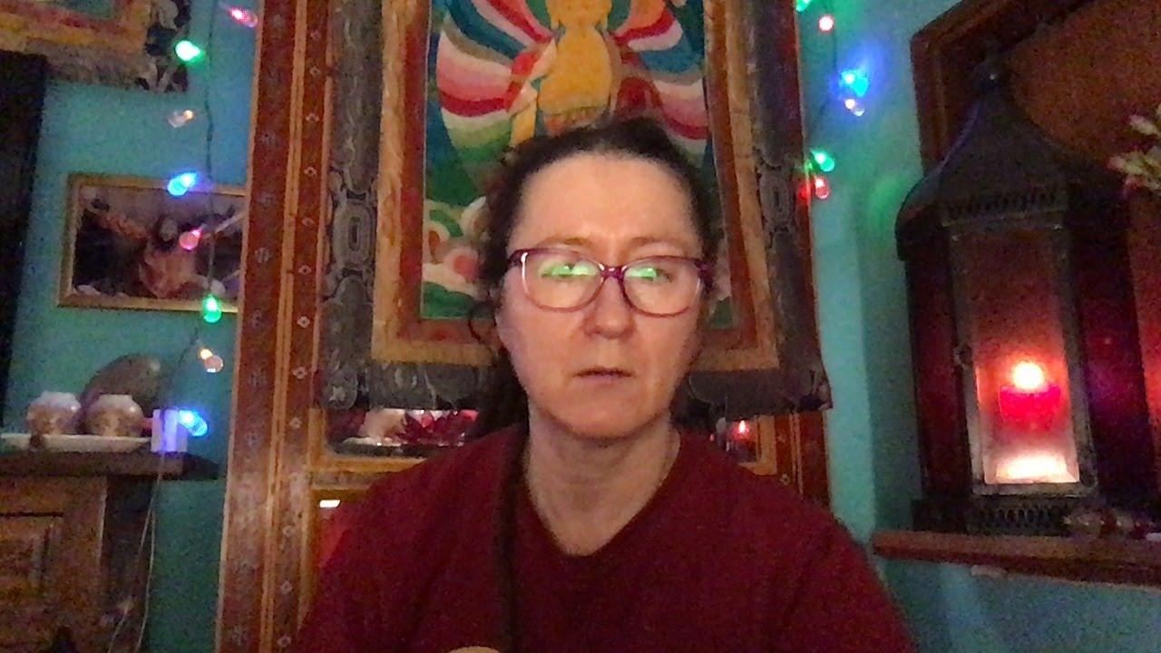Lama Gangchen Tantric Self-Healing 2- Commentary by Lama Caroline - part 25 (EN)
