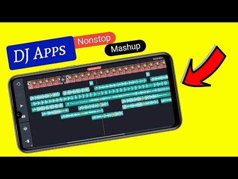 DJ Mashup Song Remix Android App || Making Love Mashup in Mobile App