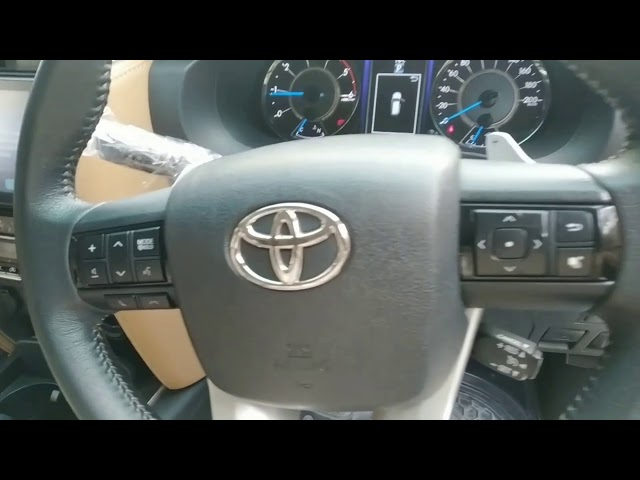 Toyota Fortuner 2.8 Sigma 4 2018 for Sale in Lahore