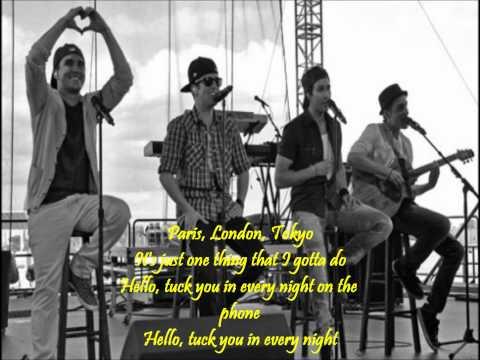 Big Time Rush-Worldwide(Live).