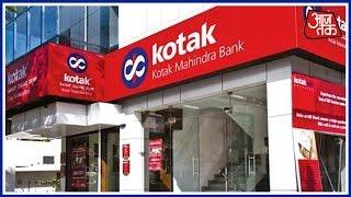 Demonetisation: After Axis Bank, I-T Raids On Kotak Mahindra Bank Branch In Delhi