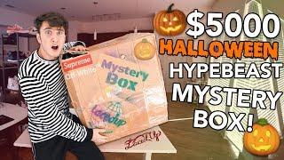 $5000 HYPEBEAST HALLOWEEN MYSTERY BOX!