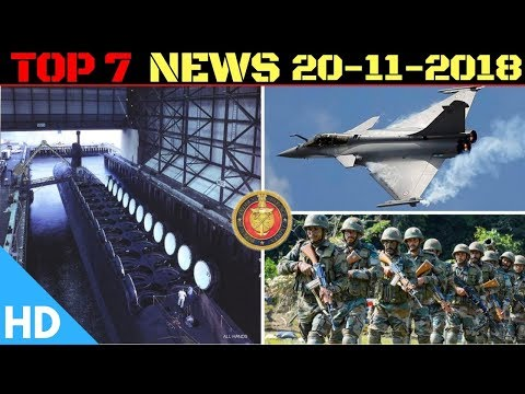 Indian Defence Updates : 7 Rafale Per Month,Tejas Airshow 2018,P-75I Technology,Kerela Airbus Centre