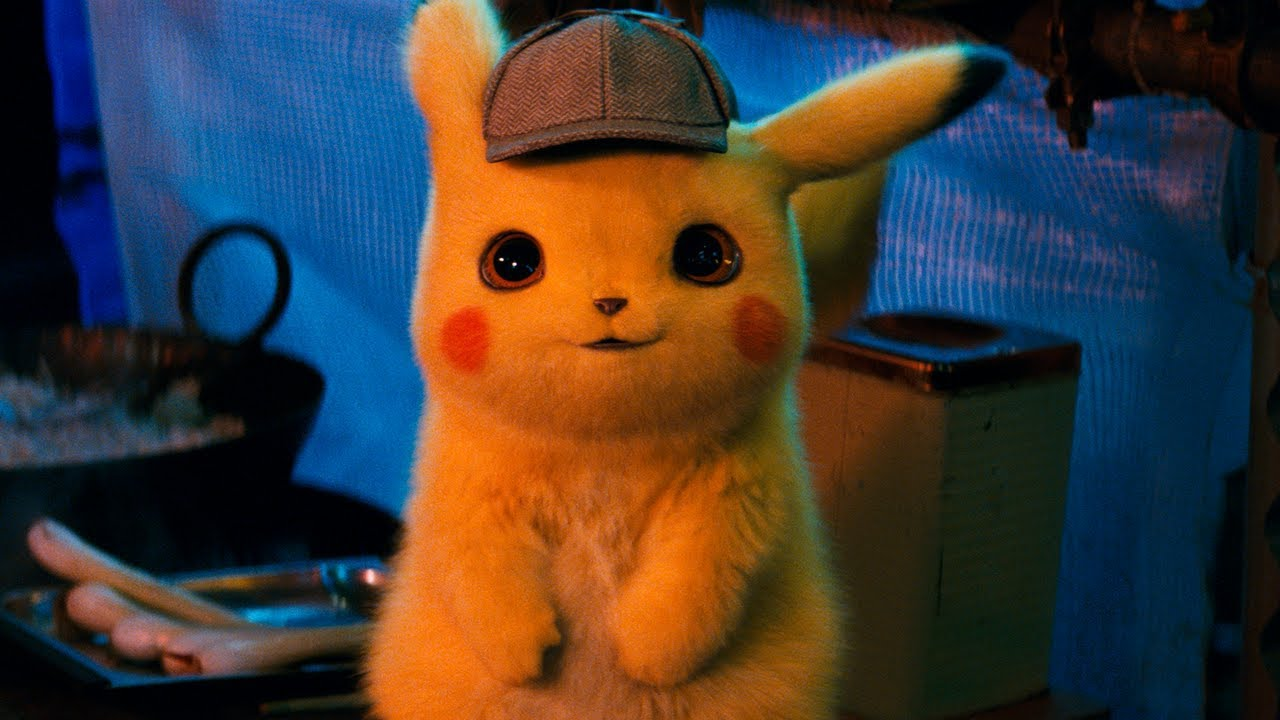 POKÉMON : Detective Pikachu | Official Trailer Is Out Now