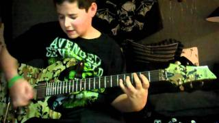 Desecrate Through Reverance- Avenged Sevenfold (guitar cover)