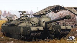 War Thunder [Thai] T95 เต่าน้อยแห่งสหรัฐ555555+