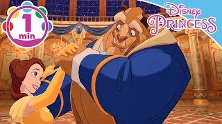 Beauty And The Beast | Tale As Old As Time Song | Disney Princess