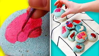 4 Educational Rock Crafts For Creative Learning