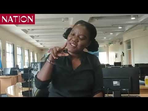 Sharon Barang'a: I'm torn between Uhuru and Kagwe