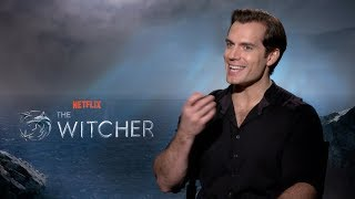 Henry Cavill Interview - The Witcher, Man Of Steel, Release The Snyder Cut, Batman V Superman