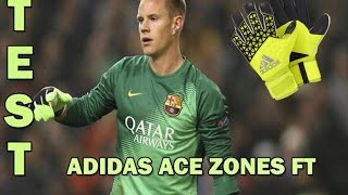 Adidas ACE Zones Fingertip Goalkeeper Gloves - Test & Review