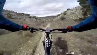 preview picture of video 'Sierra Santa Ana - Enduro Soria'
