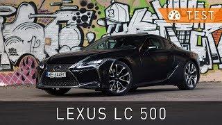 Lexus LC 500 (2018) - test [PL] | Project Automotive