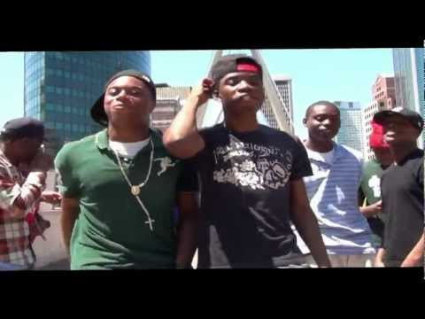 Ima Boss Ft. Breeze Dollaz (Prod. By A.Hawks) [Official Music Video]