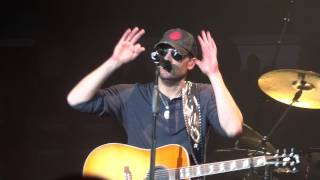 Eric Church - Roller Coaster Ride (London ON)