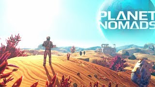 Planet Nomads video