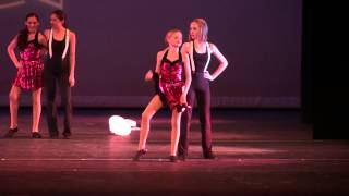 Mayas Dance Recital 2013, Dance: Jazz
