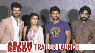 Arjun Reddy Movie Theatrical Trailer Launch | Vijay