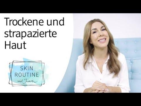 Tipps bei trockener und strapazierter Haut | Skin Routine mit Judith Williams