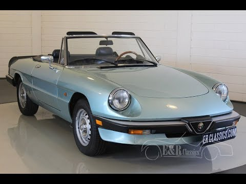 Video of '85 Spider - LSZH