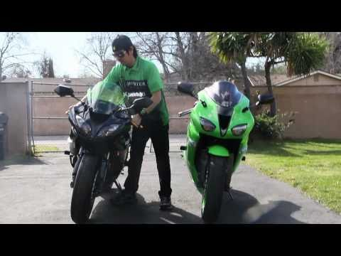 Kawasaki NINJA ZX6R Sportbike REVIEW (My personal review)