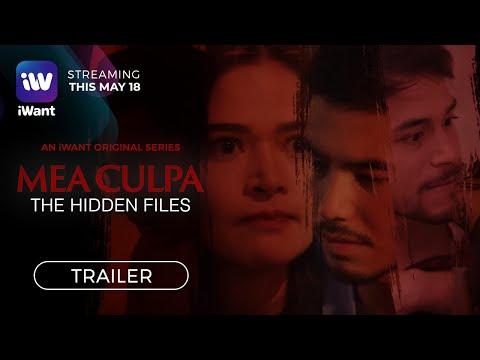 'Mea Culpa: The Hidden Files' Trailer   iWant Original Series