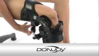 Video: Donjoy OA FullForce Knee Brace