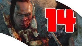 CHALLENGING ULL BOSS FIGHT!! - Far Cry Primal Gameplay Walkthrough Pt.14