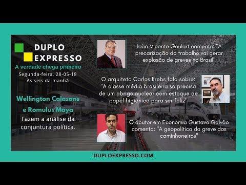 Assista A Duplo Expresso 2852018 No Youtube