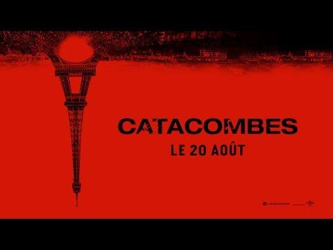 Catacombes / Bande-annonce VF [Au cinéma le 20 août]