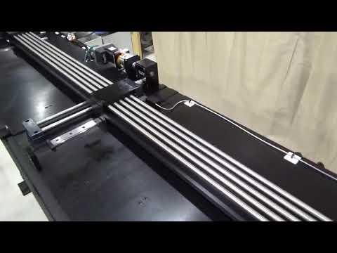 Micro-machining Bar Loader