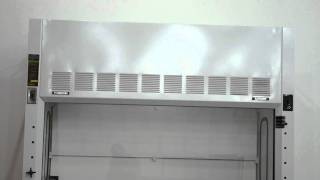 6′ Fisher Hamilton Safeaire Fume Hood For Sale