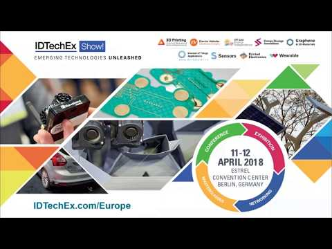 What to expect at the IDTechEx Show! Europe 2018