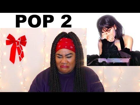 Charli XCX - Pop 2 Album |REACTION|