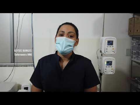 Hospital Municipal de Jaciara é equipado com mais 20 novas bombas de infusão