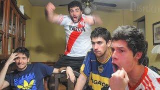 River 8 Wilstermann 0 | Vuelta Copa Libertadores 2017 | Reacciones Amigos
