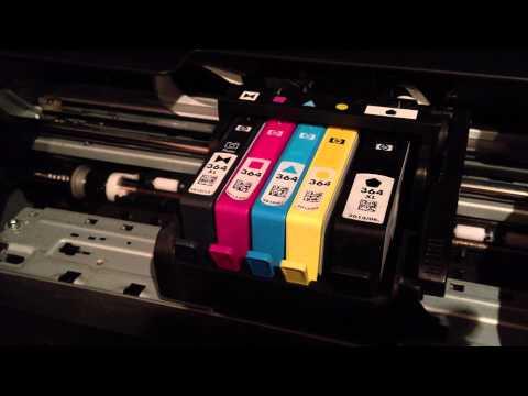 Wie kann ich: Druckerpatrone wechseln (HP Drucker) - Wechseln einer Patrone von HP Drucker