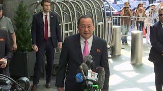 N. Korea: Trump Comments a 'Declaration Of War'