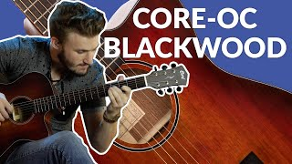 Cort Core-OC Blackwood Video