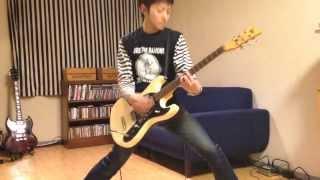Ramones - Spiderman - Guitar