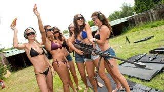 Hot Shots Calendar 2014 - Behind The Scenes