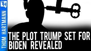 Why Trump Screwed Biden in Afghanistan?