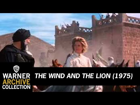 A szél és az oroszlán online