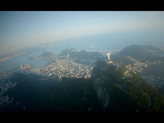 Voo panoramico Rio de Janeiro