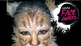 Maquillaje de fantasía Mujer Gato
