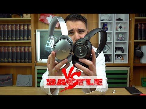 BOSE QC35 II VS TEUFEL REAL BLUE NC im XXL Noise Cancelling Vergleich - Deutsch