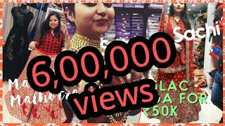 SABYASACHI | Manish Malhotra Designer Lehnga | Bridal Jewellery and Makeup @ cheapest Price
