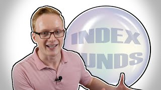The Index Fund/ETF Bubble - How Bad Is It Really?
